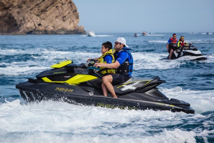 Moto Turismo Audi Jet Ski Festival